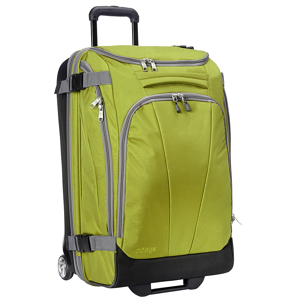 eBags Mother Lode TLS Junior 25 Wheeled Duffel - Green - Luggage, Rolling Duffels