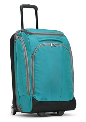 eBags TLS Mother Lode Junior 25 inch Wheeled Duffel Tropical Turquoise - eBags Rolling Duffels