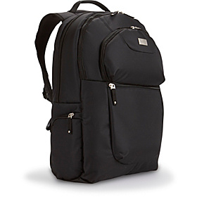 17'' Professional Laptop Backpack Black