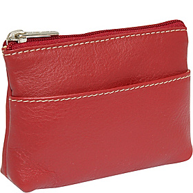 Key/Coin Case Red