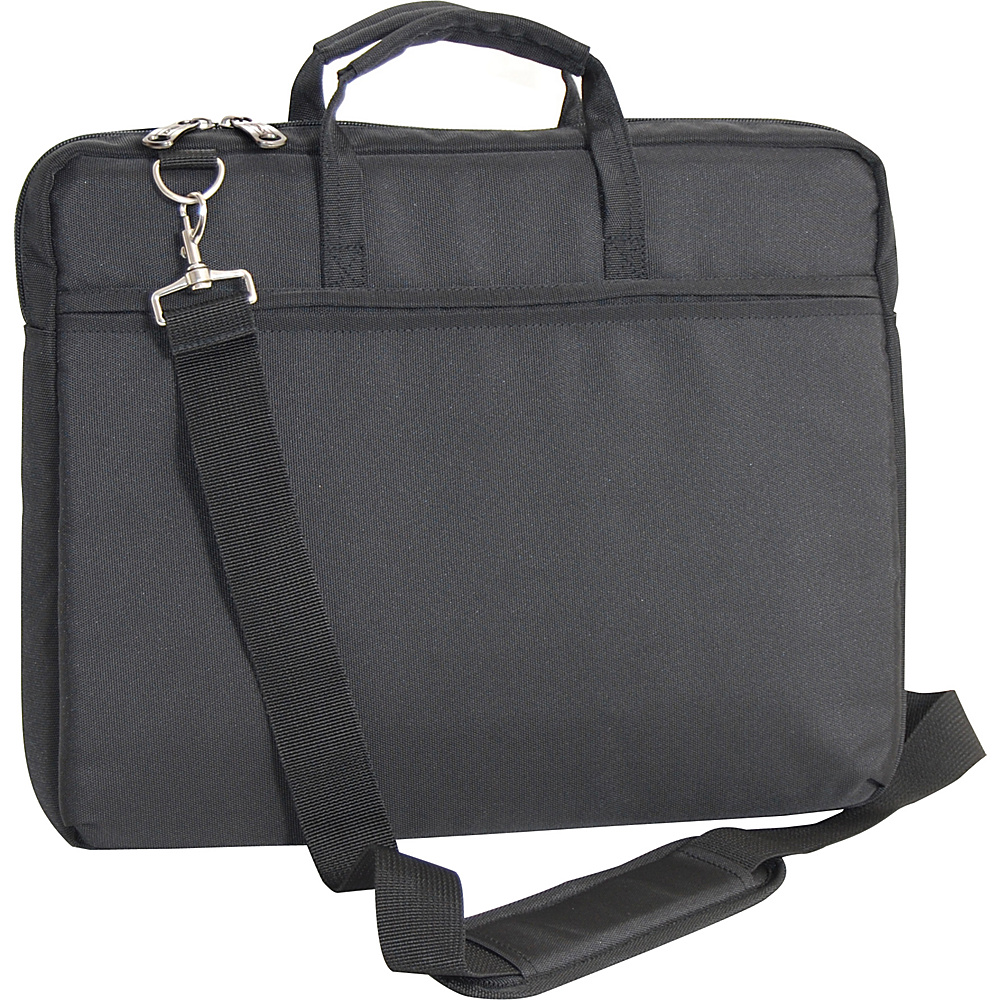 Netpack 14 Computer Bag - Black - Work Bags & Briefcases, Non-Wheeled Business Cases