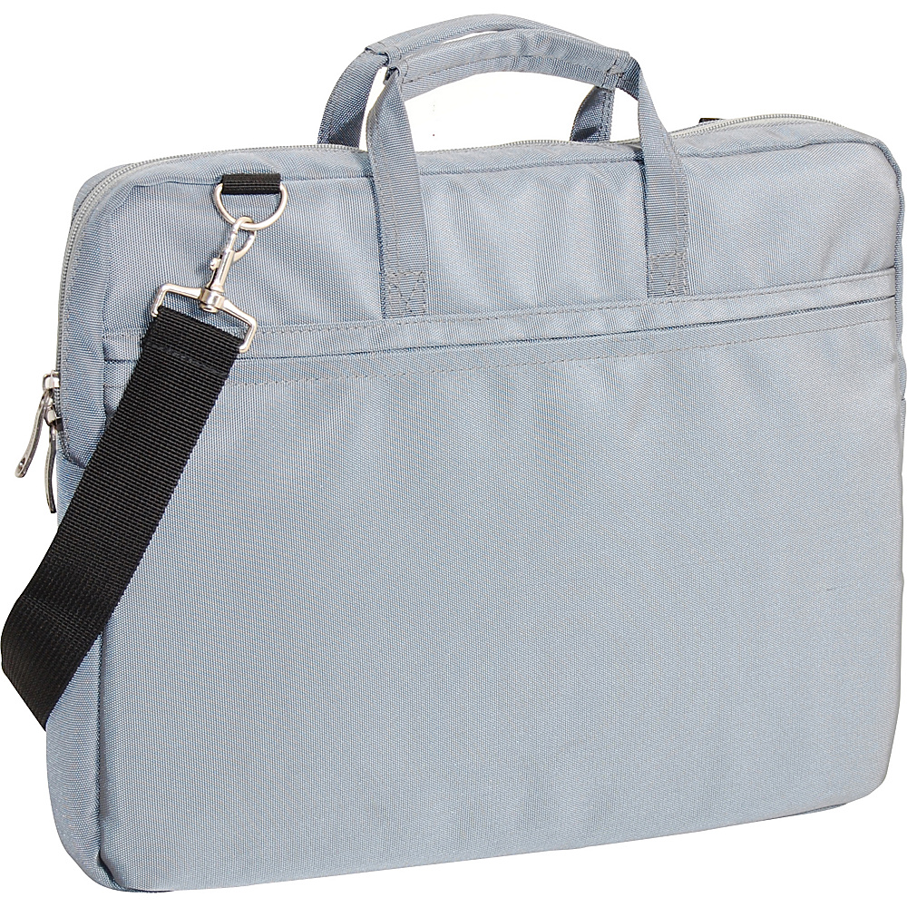 Netpack 14 Computer Bag - Grey - Work Bags & Briefcases, Non-Wheeled Business Cases