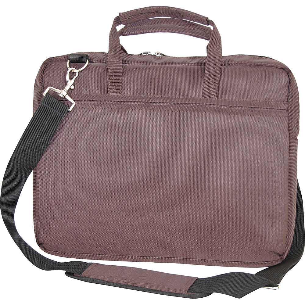 Netpack 14 Computer Bag - Brown - Work Bags & Briefcases, Non-Wheeled Business Cases