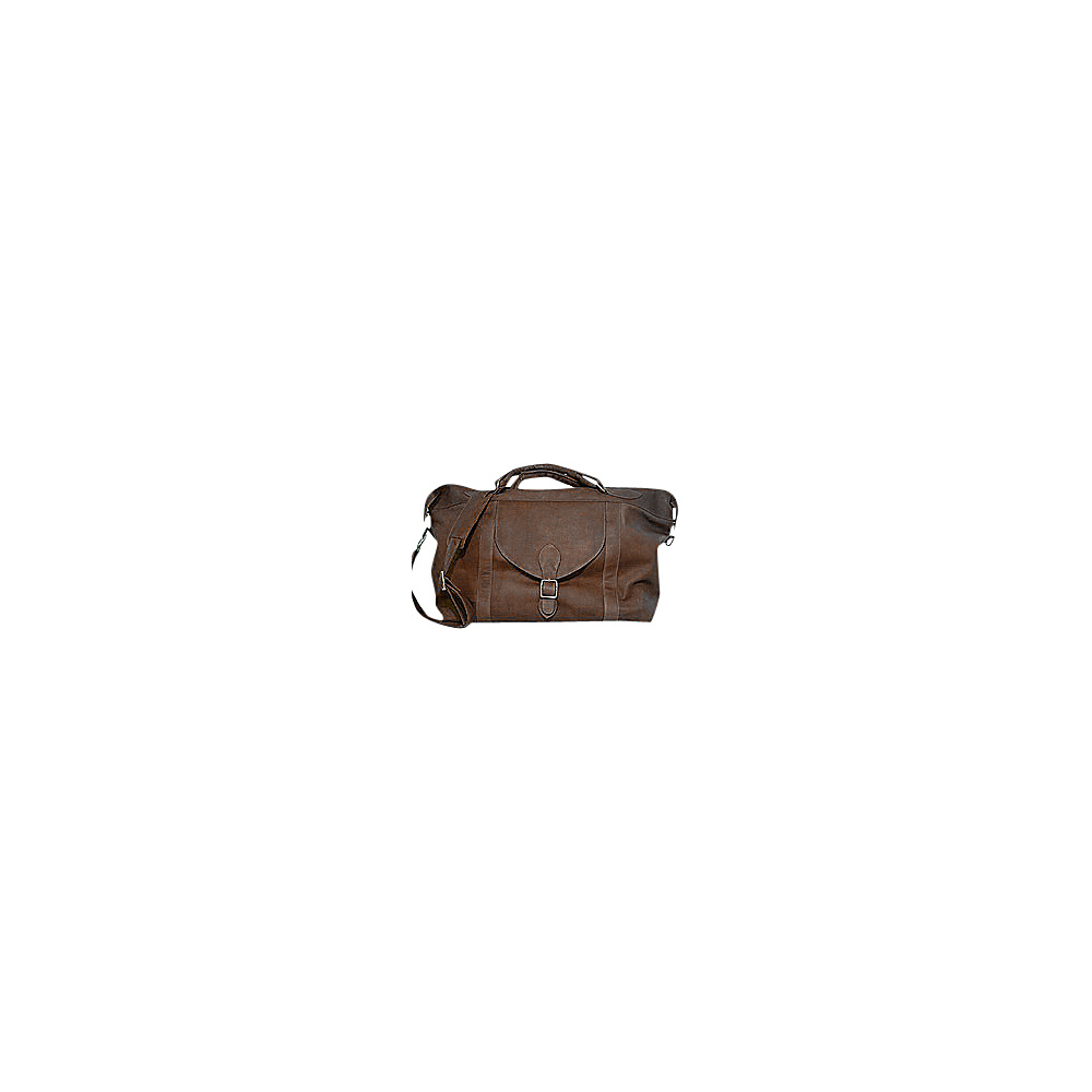 David King Co. Top Zip Travel Bag Cafe David King Co. Travel Duffels
