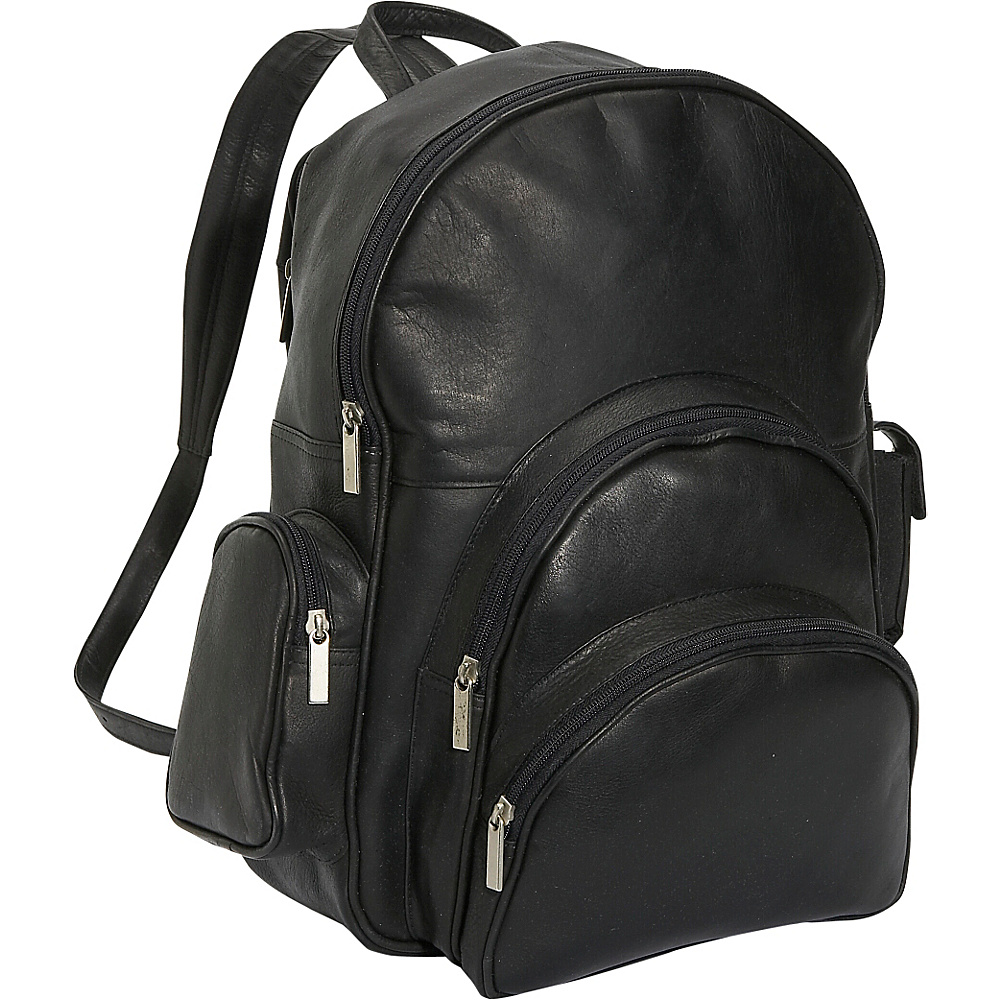David King & Co. Expandable Backpack - Black