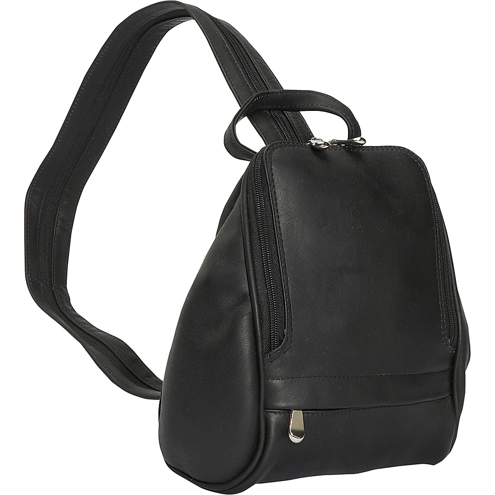 David King & Co. Convertible Backpack/Sling - Black - Backpacks, Slings