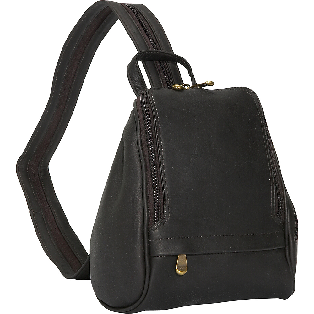 David King & Co. Convertible Backpack/Sling Cafe - David King & Co. Slings - Backpacks, Slings
