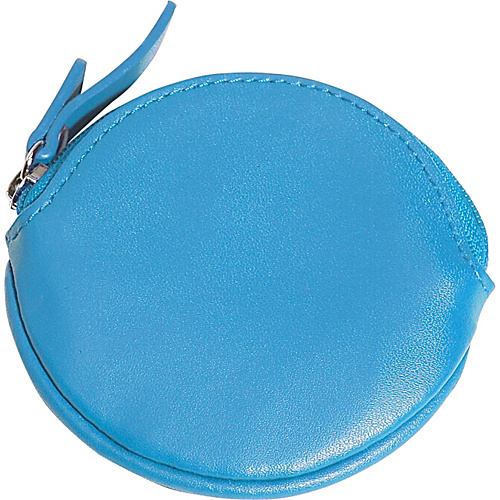 Clava Round Coin Purse - CI Slate