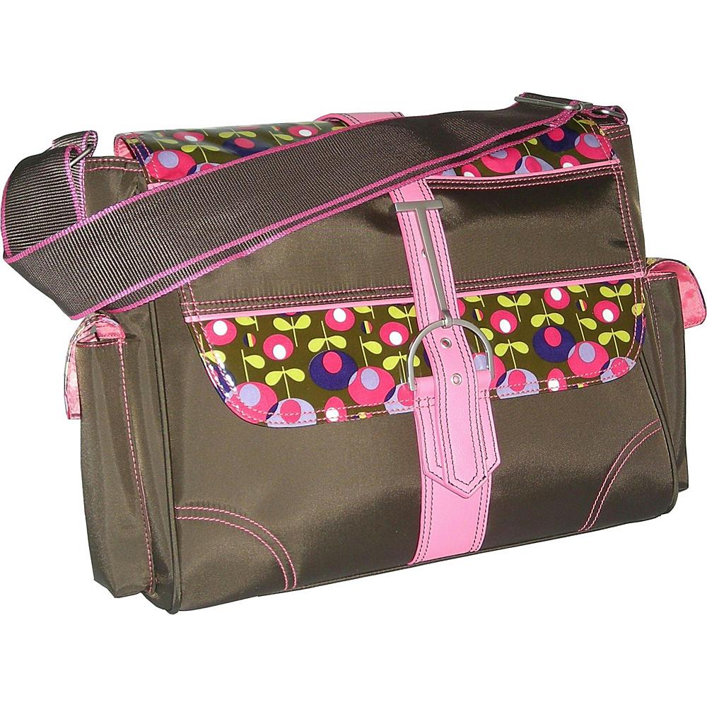 Hadaki Multitasker Print Large - Lollipops - Work Bags & Briefcases, Messenger Bags