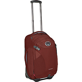 Meridian 22'' Wheeled Convertible Pack (Carry on size) Rusted Red