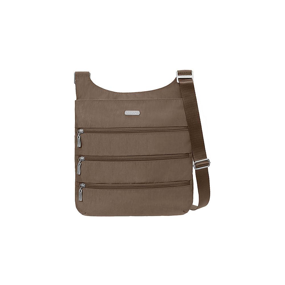 baggallini Big Zipper Bagg with RFID Java - baggallini Fabric Handbags - Handbags, Fabric Handbags