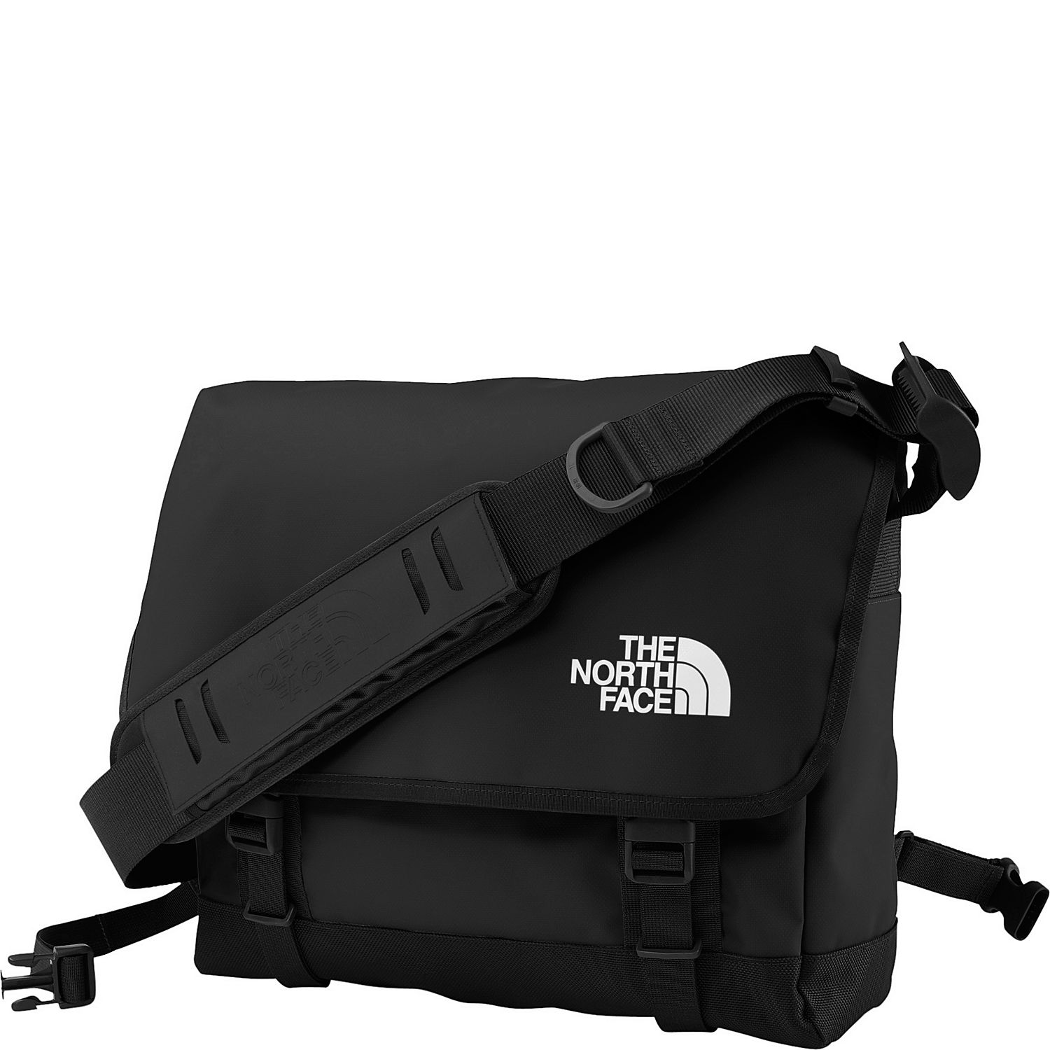 The North Face Schoudertas Base Camp Messenger Bag : The north face base camp messenger bag large ebags