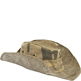 Real Deal Hat - Large Canvas