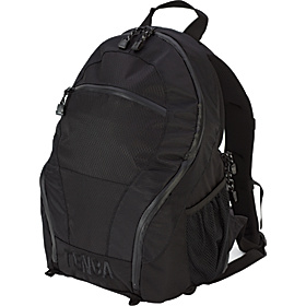 Shootout Ultralight Backpack Black/Black