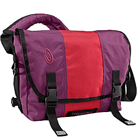 Classic Messenger - S Village Violet/Rev Red/Village Violet