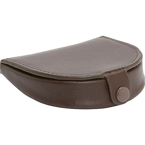 Royce Leather Coin Purse - Brown