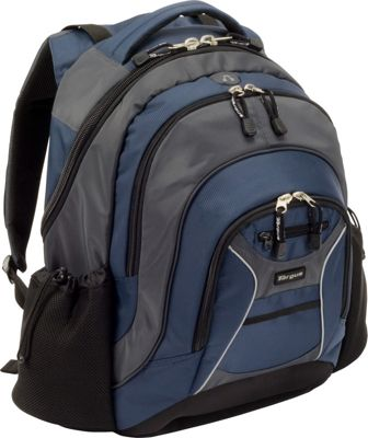 Targus 15.4 Feren Backpack - Black/Blue