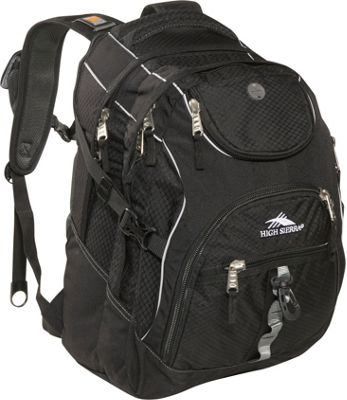 """High Sierra Access Laptop Backpack - 17"""" 13 Colors Business ..."""