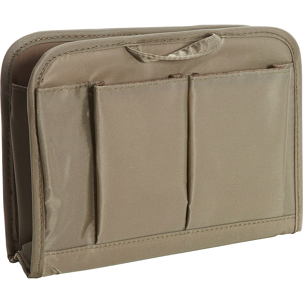 Travelon RFID Blocking Purse Organizer Med. Gray