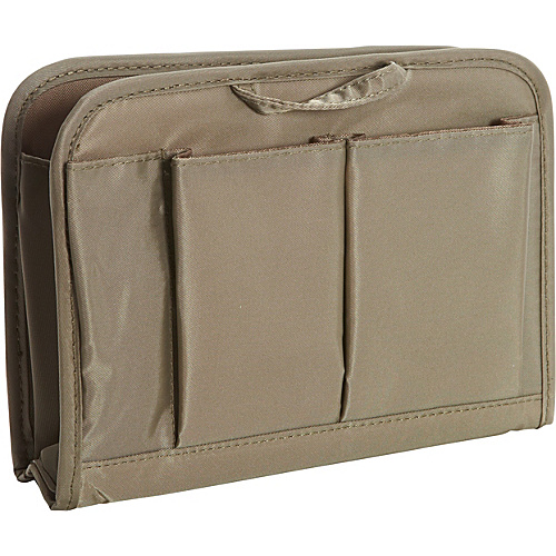Travelon RFID Blocking Purse Organizer Med. - Gray