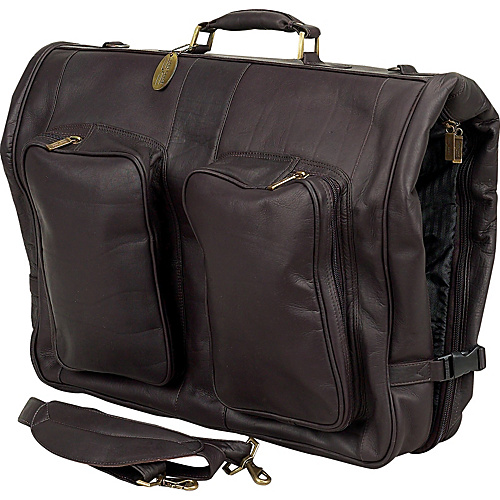 ClaireChase Classic Garment Bag - Cafe