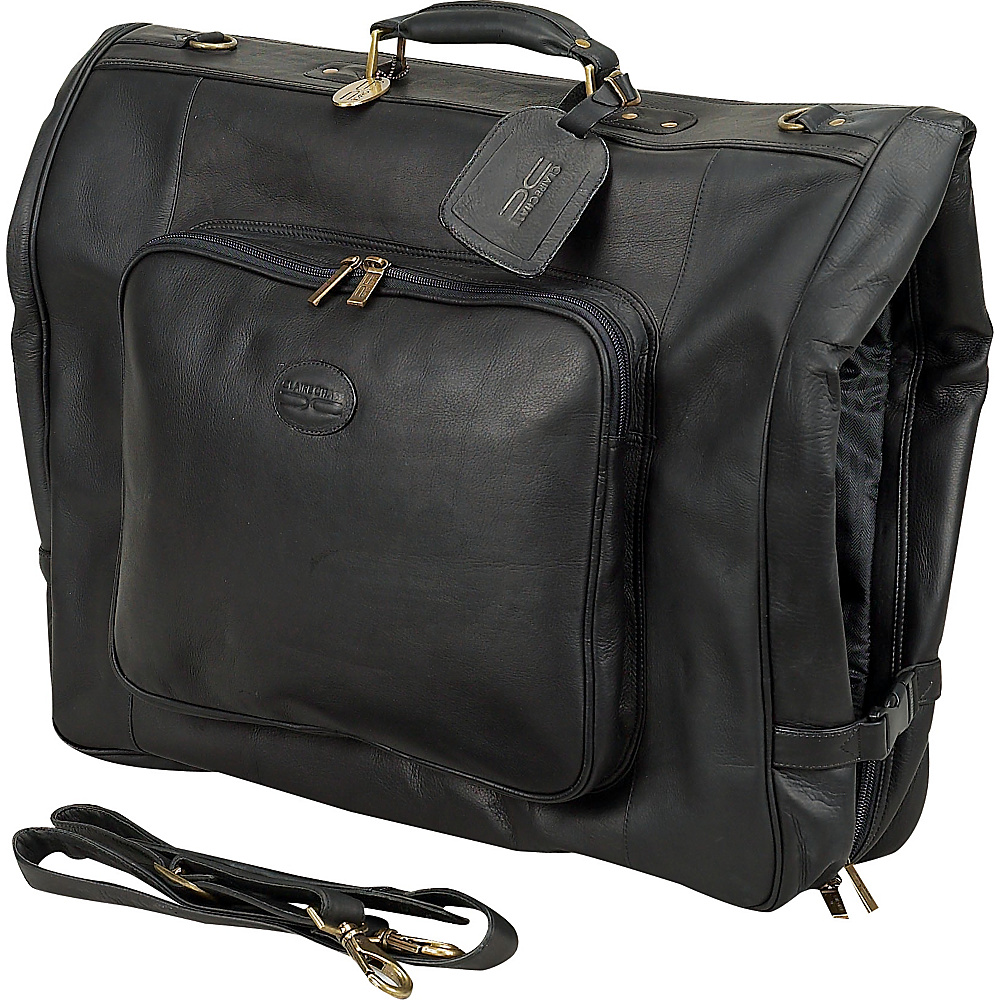 ClaireChase Classic Garment Bag - Black - Luggage, Garment Bags