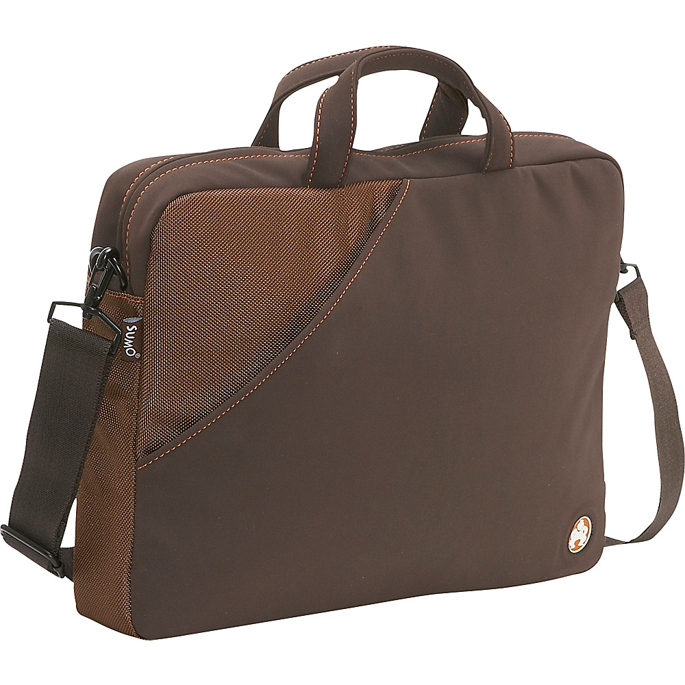 Sumo 14.1PC 15Mac Pant Pocket Case Brown