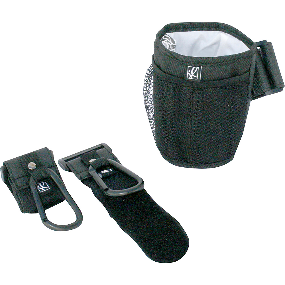 J.L. Childress Stroller Accessory Set Cup Holder and