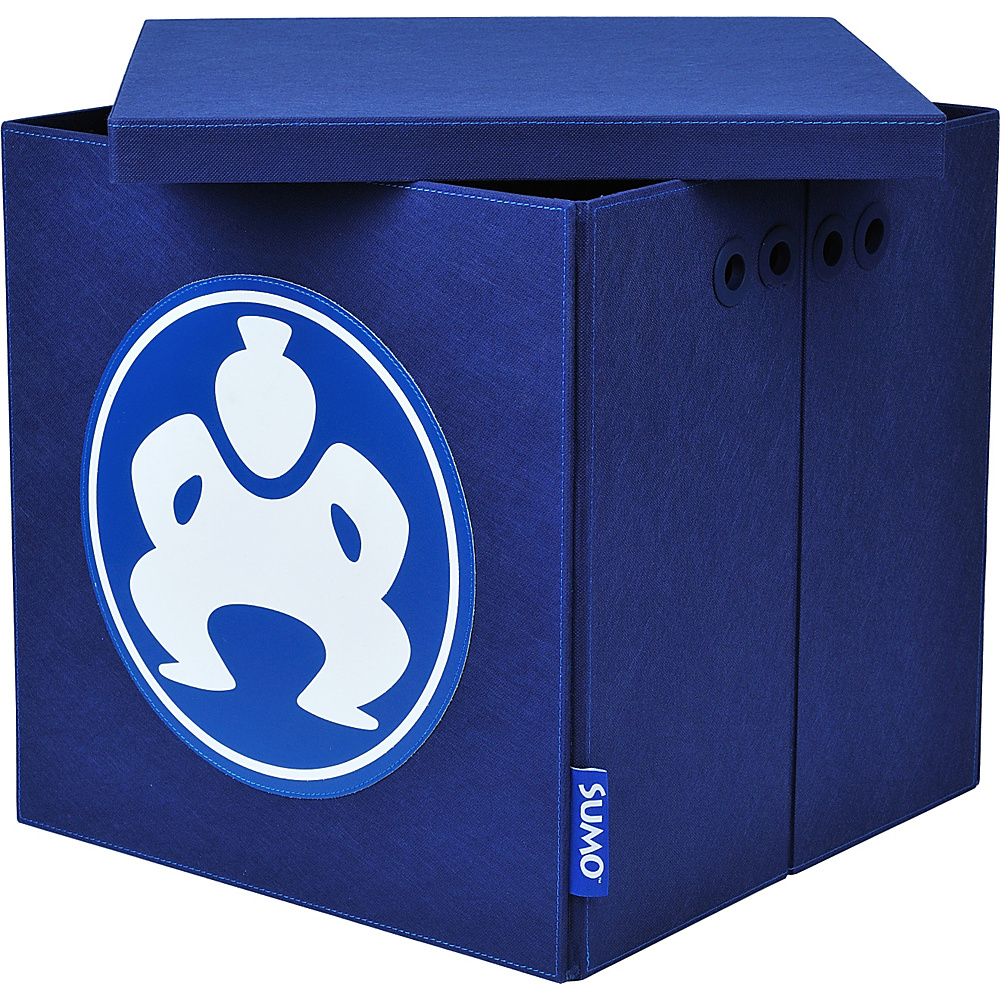 Sumo Sumo Folding Furniture Cube 18 Blue