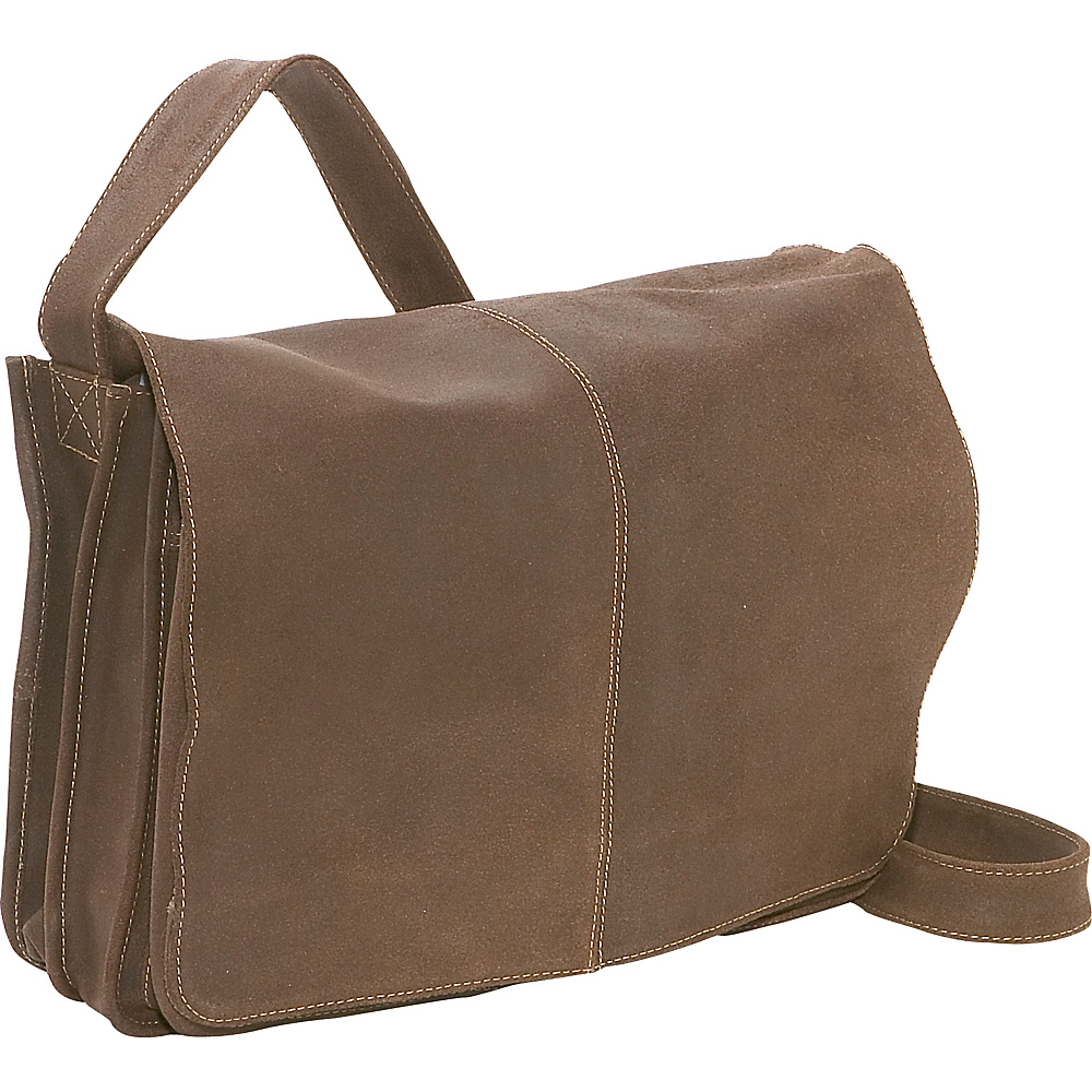Le Donne Leather Distressed Leather Quick Access - Work Bags & Briefcases, Messenger Bags