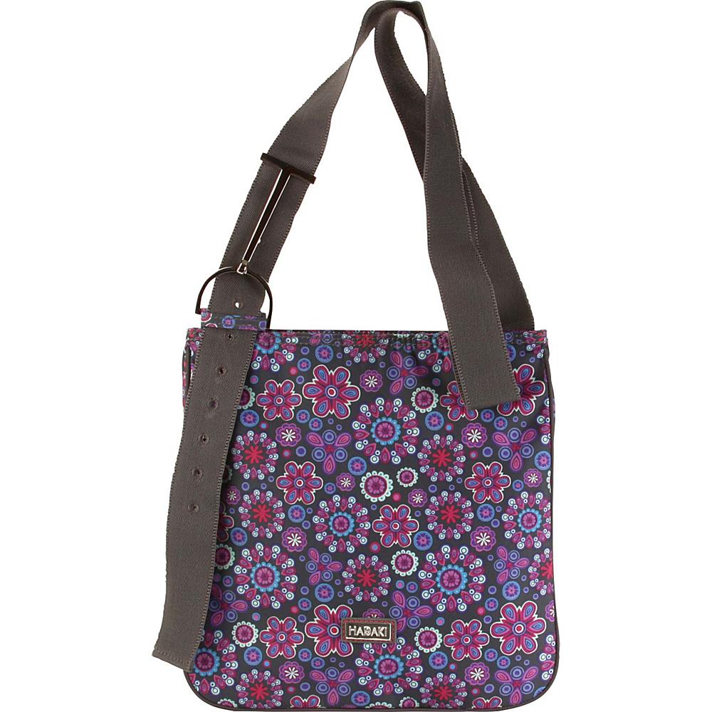 Hadaki Sponge Nylon Scoop Sling Fantasia - Hadaki Fabric Handbags - Handbags, Fabric Handbags