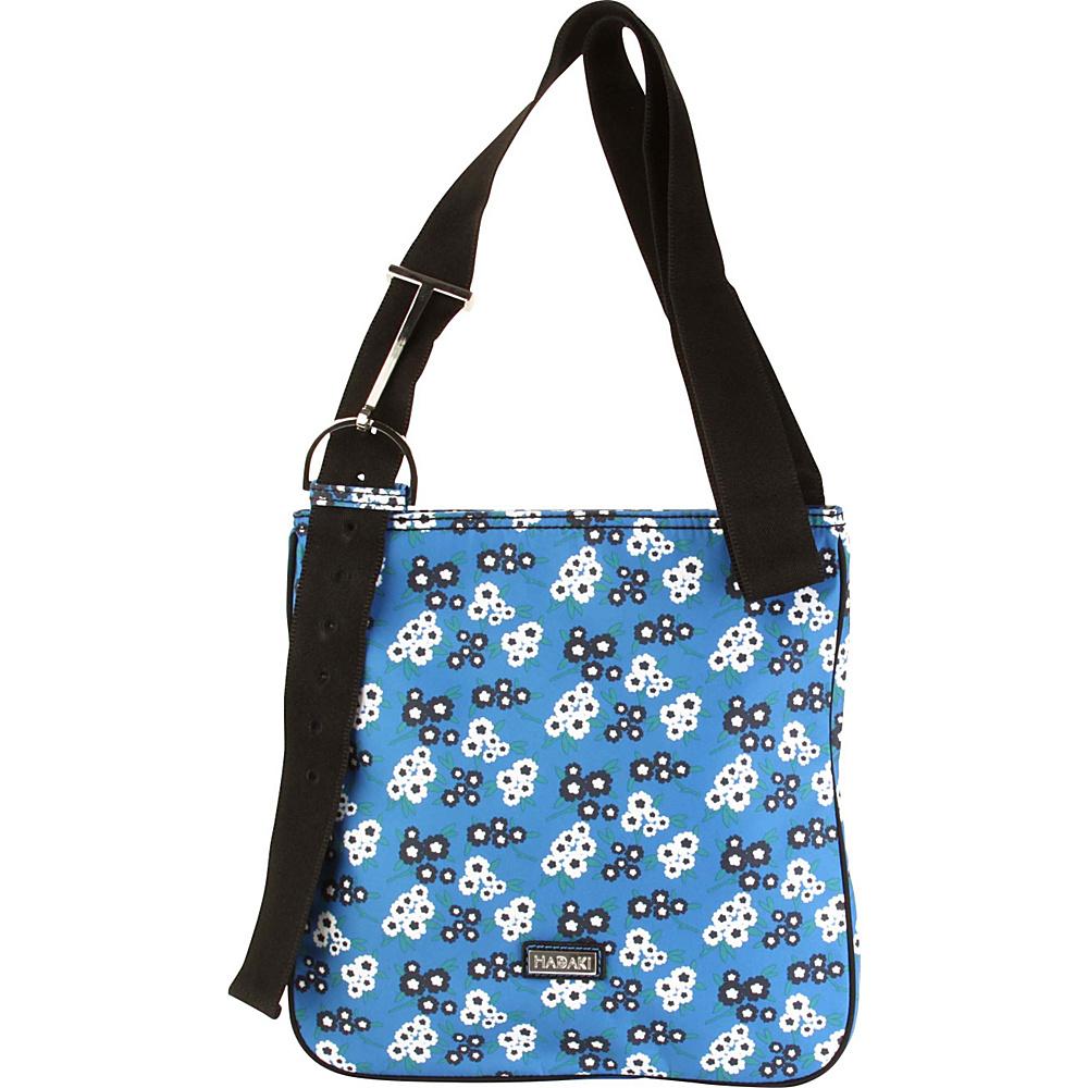 Hadaki Sponge Nylon Scoop Sling Fantasia Floral - Hadaki Fabric Handbags - Handbags, Fabric Handbags