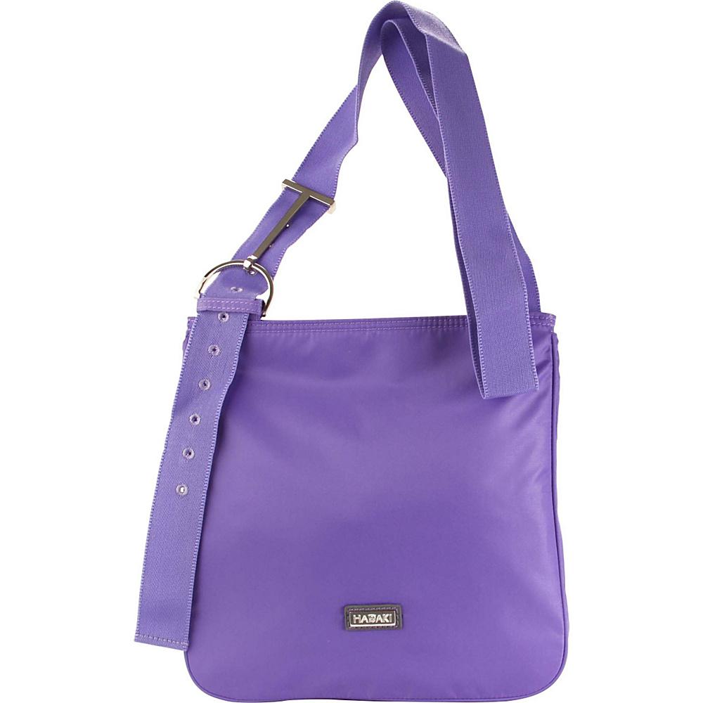 Hadaki Sponge Nylon Scoop Sling Liberty - Hadaki Fabric Handbags - Handbags, Fabric Handbags