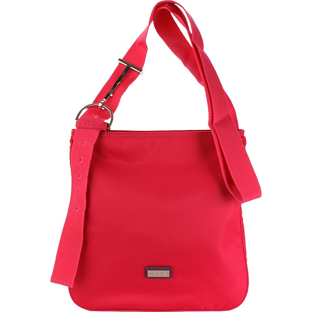 Hadaki Sponge Nylon Scoop Sling Vivacious - Hadaki Fabric Handbags - Handbags, Fabric Handbags