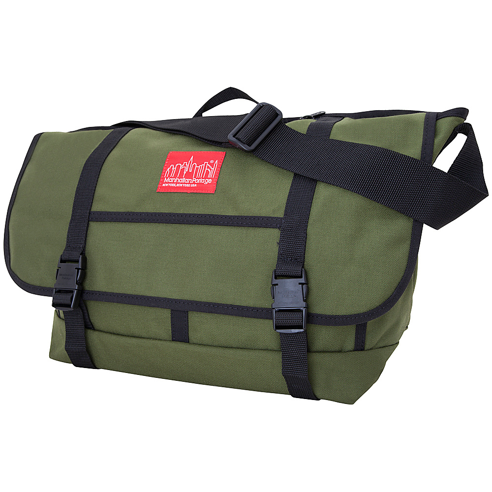 Manhattan Portage New York Messenger Bag (Large) - Work Bags & Briefcases, Messenger Bags