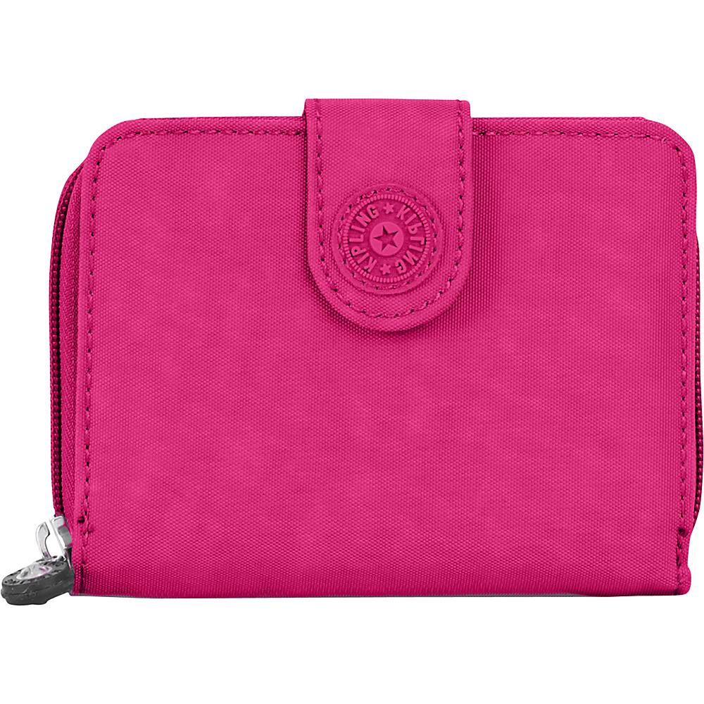 Kipling New Money Deluxe Wallet Very Berry Kipling Women s Wallets