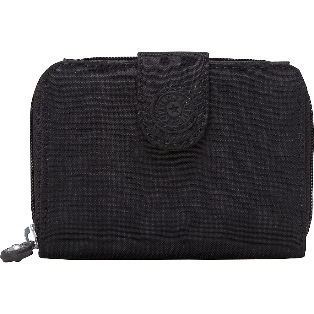 Kipling New Money Deluxe Wallet - Black - Women's SLG, Women's Wallets