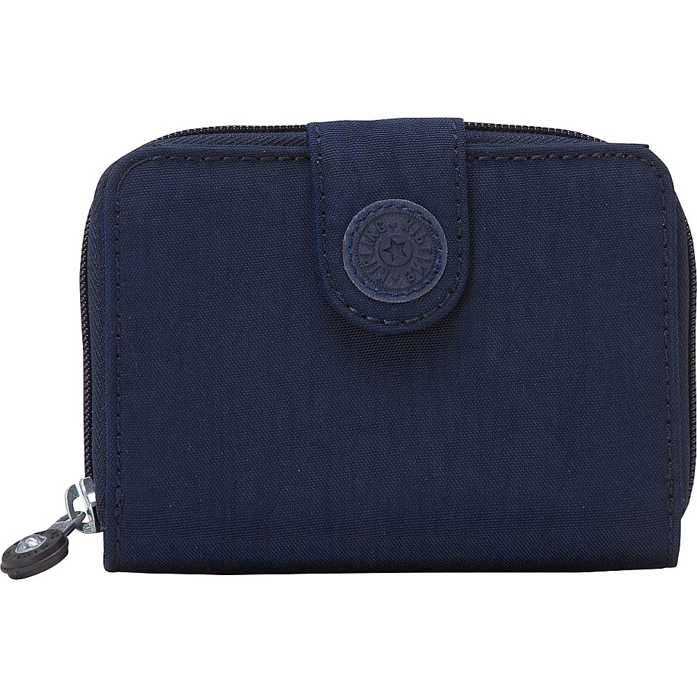 Kipling New Money Deluxe Wallet - True Blue - Women's SLG, Women's Wallets