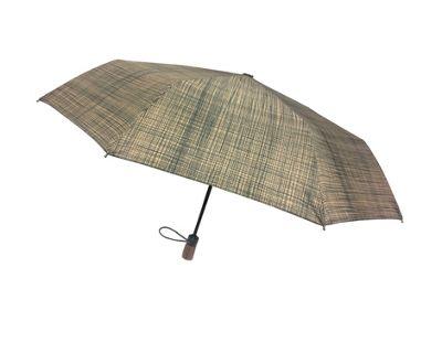 London Fog Umbrellas Auto Open Close Umbrella Sand - London Fog Umbrellas Umbrellas and Rain Gear