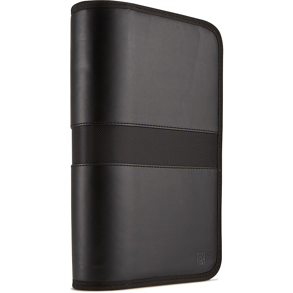 Case Logic 112 Capacity CD Wallet Black