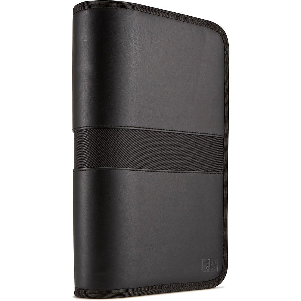 Case Logic 112 Capacity CD Wallet Black