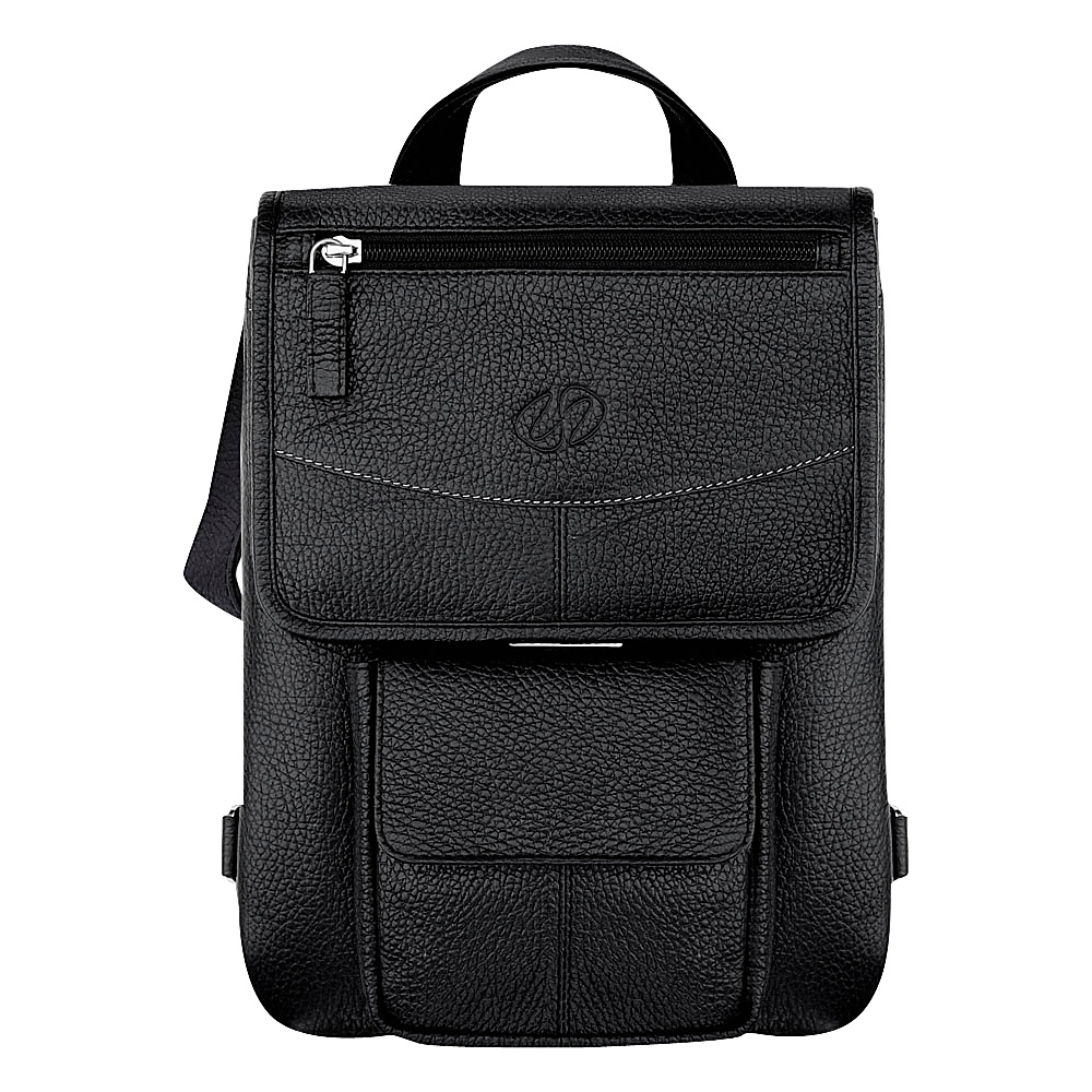 MacCase Leather iPad Flight Jacket w/ Backpack Option - Work Bags & Briefcases, Other Men's Bags