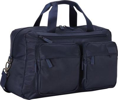 """Lipault Paris 19"""" Weekend Shoulder Bag Navy - Lipault Paris Luggage Totes and Satchels"""