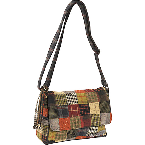 Donna Sharp Pauline Bag, Woodland - Cross Body
