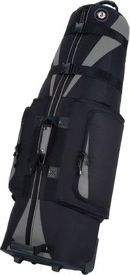 Golf Travel Bags LLC Caravan 3.0 Black/Slate - Golf Travel Bags LLC Golf Bags