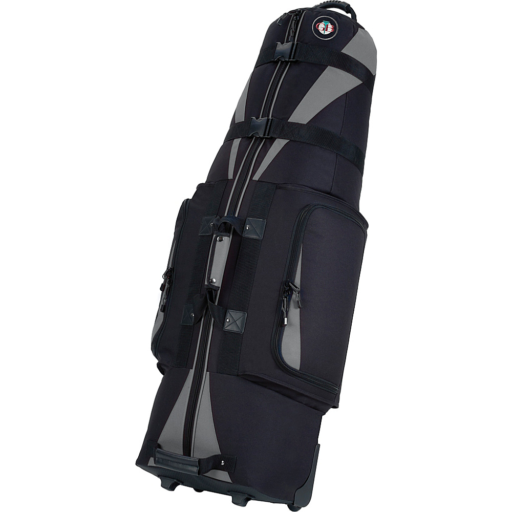 Golf Travel Bags LLC Caravan 3.0 Black Slate Golf Travel Bags LLC Golf Bags