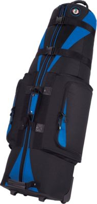 Golf Travel Bags Caravan 3.0 - Black/Blue