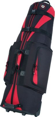 Golf Travel Bags Caravan 3.0 - Black/Red