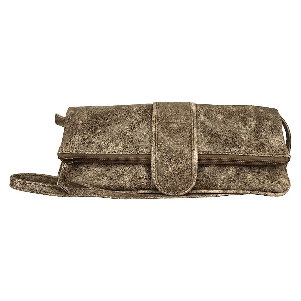 Latico Leathers Janell - Avion - Distressed Olive - Handbags, Leather Handbags