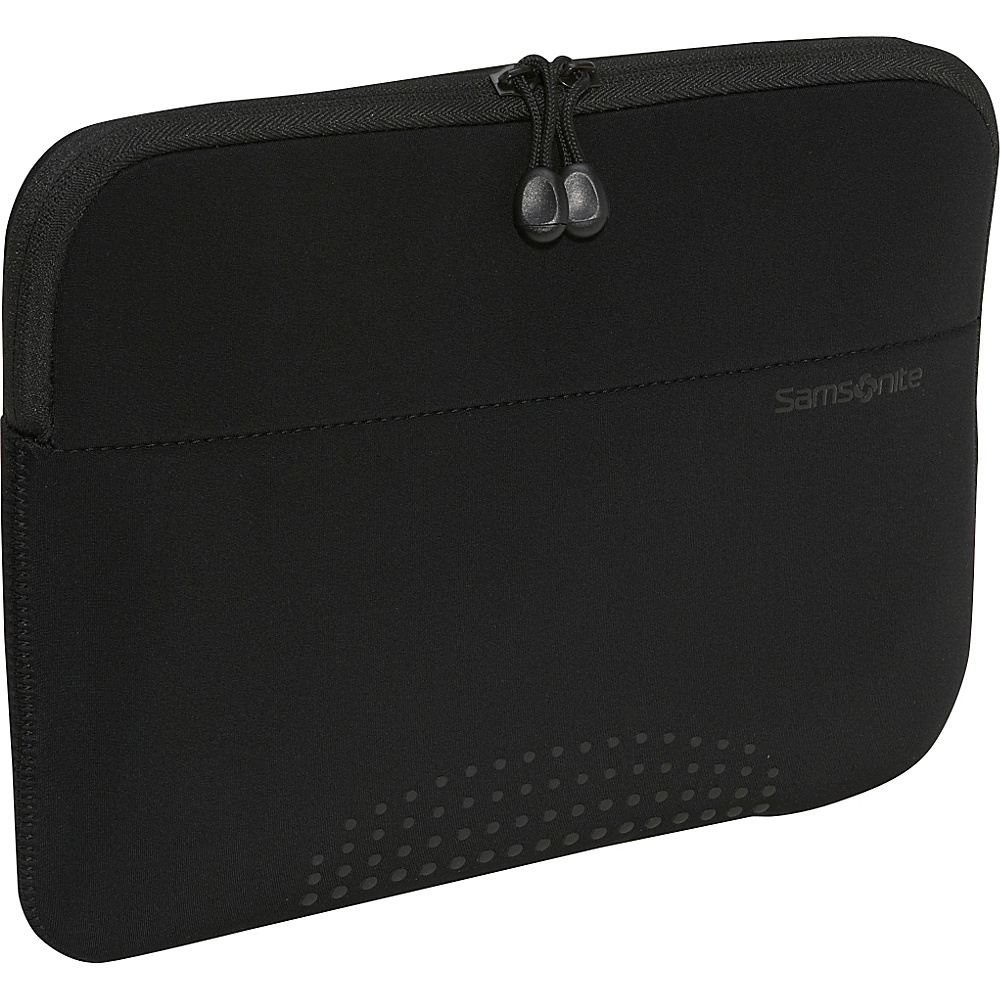Samsonite Aramon NXT 10.1 Netbook Sleeve - Black - Technology, Electronic Cases